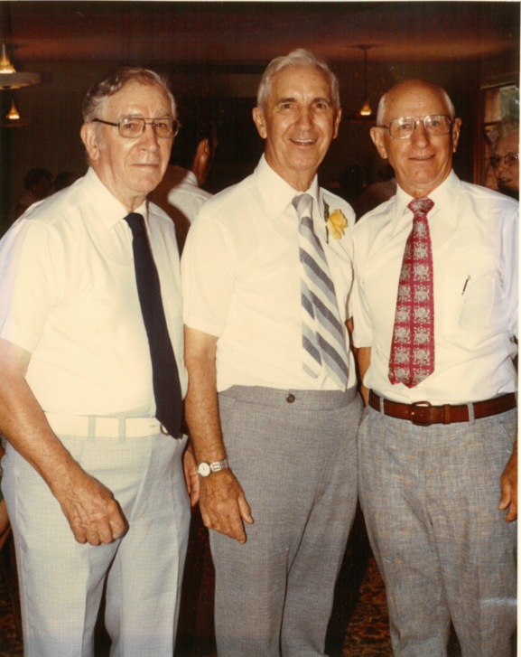 HOOVER, JULIUS, AND VICTOR (1926 to 1967)